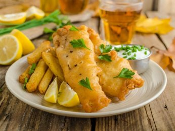 UNDER OFFER - FISH & CHIPS $90,000 (13581)