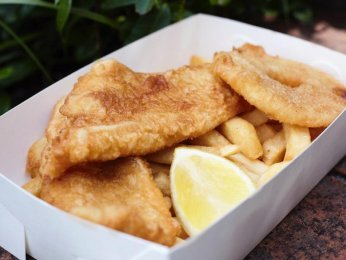 FISH & CHIPS & PIZZA - UNDER OFFER (13596)