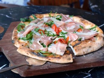 WOODFIRE PIZZA RESTAURANT & BAR $35,000 (13640)