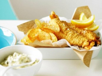 FISH AND CHIPS - $133000 (13072)
