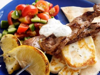 SOUVLAKI/GREEK FOOD $475,000 (13675)