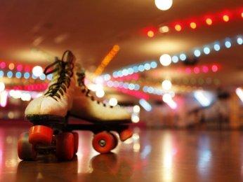 ROLLER SKATING CENTRE POA (13261)